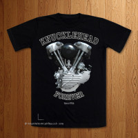 1940 Knucklehead T-Shirt