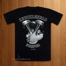 1940 Knucklehead T-Shirt