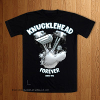 1936 Type 2 Knucklehead T-Shirt