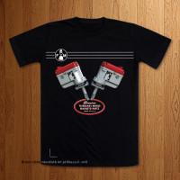 Fairbanks Morse Magneto -  Black T-Shirt