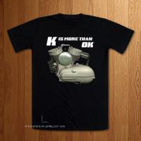 1952 K- type Engine T-Shirt