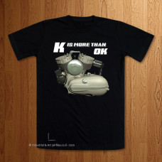 1952 K- type Engine T-Shirt