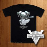 1955 Panhead Engine T-Shirt