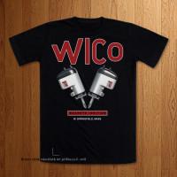 Wico Magneto Black T-Shirt